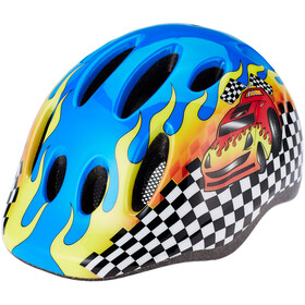 Lazer Max+ Helmet Kids race car